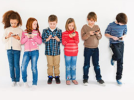 What age should I provide a phone to my child