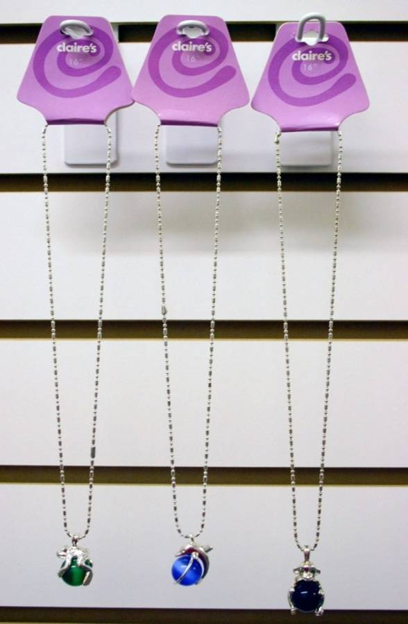Picture of Recalled Children's Necklaces