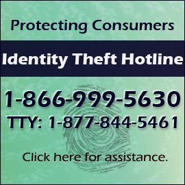Identity Theft Hotline