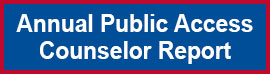 2019 Public Access Counselor Report